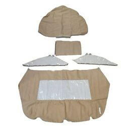 Glastron Gt 185 Gx Taylor Made 010124338 Tan Boat Curtain / Cover Kit 08834582