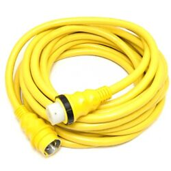 Marinco Boat Shore Power Cableset 6912000   Carver 50 Ft 125v 50a