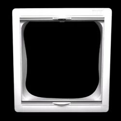 Rinker 228962 Oceanair White 20 X 21 3/4 Inch Recessed Boat Skyscreen With Liner