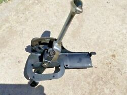 66 67 Chevy Impala Ss Turbo 400 Floor Shifter T Handle With Backup Switch