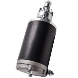 Starter Motor For Johnson Evinrude Omc Outboard 30hp 33hp 35hp 40hp 25hp