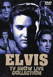 Elvis Presley Elvis Tv Show Live Collection Collector's Edition 1dvd[exc3] P1890