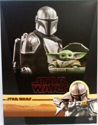 Hottoys Star Wars Masterpiece The Mandarorian And The Child Deluxe Version