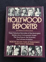 The Hollywood Reporter First Edition Hardcover 1986