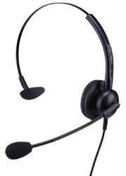 Headset For Avaya 9601, 9608, 9608g, 9610, 9611 And 9611g Eartec Office 308