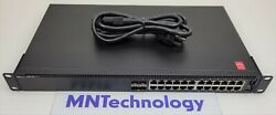 Dell Emc | N1124p-on | E18w | 24-port Networking Switch W/ Power Cord
