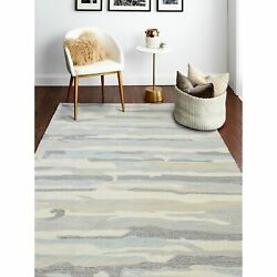 Copper Grove Hand-tufted Multicolored Abstract Area Rug