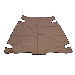 Lund Boat Tonneau Bow Cover 1997222 | 1950 Tyee Grand Sport Brown 2007