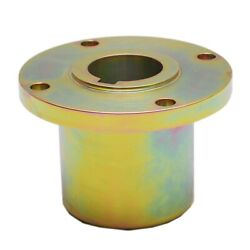 Croix Gear 41-4500-jz 1 3/4 X 5 Inch Hirth Tapered Boat Engine Coupling