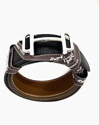 Hermes Royal Belt Buckle And Reversible Leather Strap 38mm