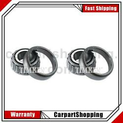 2 Timken Wheel Bearing And Race Set Rear Outer For Hino Fb14