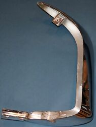 1963 1964 1965 1966 1967 Corvette Bumper, New, Made In The Usa, Front Left
