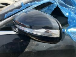 Driver Side View Mirror 222 Type S Models Fits 14-18 Mercedes S-class 878085