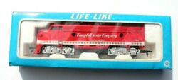 Vtg 1982 Life-like Campbell Soup Limited Edition Ho Scale Engine / Train