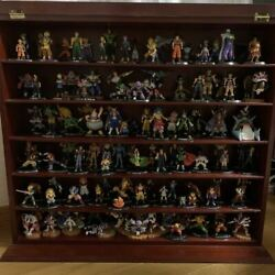 Dragon Ball Zand039 With Showcase Not For Sale 142 Kinds Of Figures