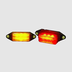 Seasense 50080277 Led Submersible Clearance Boat Light Pair