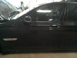 Driver Front Door With Automatic Soft Close Door Fits 09-15 Bmw 750i 1582759