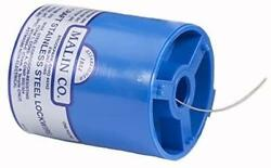 Malin - Ms20995c Stainless Steel Safety Wire / Lockwire Canister .041 Dia 22