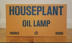 Seth Rogan Houseplant Oil Lamp Marble 3000g - In Hand Sold Out - Free Shipping