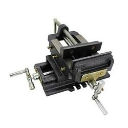 Drill Press X-y Compound Vise 2 Way Heavy Duty Cross Slide Vise Clamp Machine