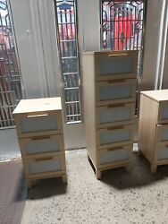Chest Of Drawers, From Ikea, Denmark Used, Wood Dresser