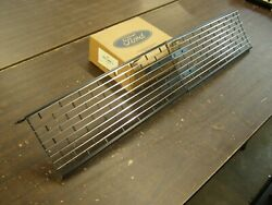 Nos Oem Ford 1966 Mustang Grille Gt Shelby Gt350 Trim