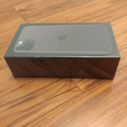 New Apple Iphone 11 Pro Max 256gb Space Gray Factory Unlocked Fast Shipping