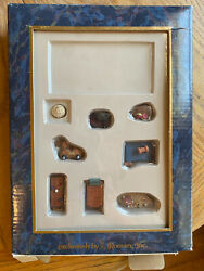 Fontanini Nativity 5 8pc Toys Of Biblical Times Accessory Set 51186 From 1999