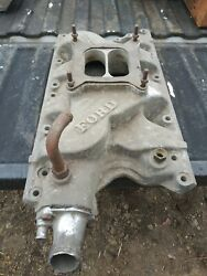 1969 Threw 1970 C90x-9424-a Intake For 351 On Mach 1 Or Shelby Gt 350