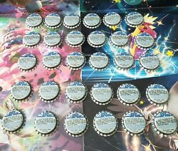 💜x30 Dr Pepper Metal Plastic Lined Soda Bottle Caps Collectable Unused Kansas
