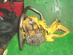 Vintage Mcculloch 600095 Chainsaw Powerhead Parts Good Compression Great Spark