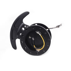 Steering Wheel Quick Release Hub Kit Adapter Body Removable Snap Off Boss Kit Us
