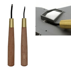 Gt125/gt126 Hobby Carving Flat Knife Push Knife Metal For Hg Pg Mg Model Tools