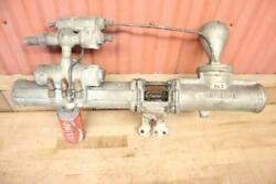 Antique Vintage Solid Brass National Water Lift Co No 2 Steam Power Water Pump