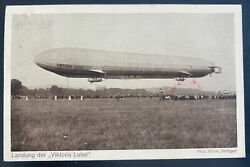 1931 Germany Graf Zeppelin Lz 127 Flight Airmail Postcard Cover To Cairo Egypt