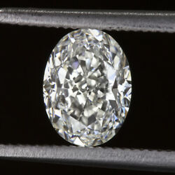 1 Carat Gia Certified J Vs2 Oval Shape Cut Diamond White Clean Natural 1ct Loose