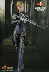 Hot Toys Resident Evil 5 Jill 2.0 Bdu 1/6 28cm Action Figure Statue In Stock