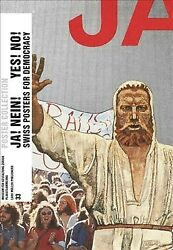 Yes No Swiss Posters For Democracy Poster Collection 33, Paperback By Ric...