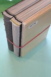 Austria 4000+ Stamps 19th Century Franz Joseph Cancels Stamp Collection