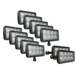 Led Tractor Dual Mount Light Kit Compatible With John Deere 8200 8300 8100 8400
