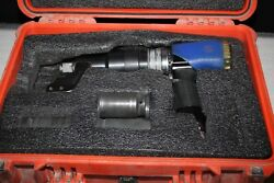 Chicago Pneumatic Tool Cp7600xb R Nut Runner And 4 Sockets
