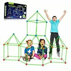 Fort Building Kit For Kids Glow In The Dark 200 Pcs - Creative Forts