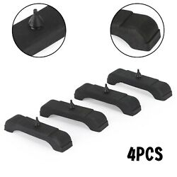 4pcs Rubber Radiator Mounting Cushions Support Pads Fit Gm Chevrolet