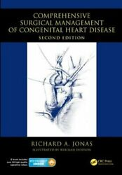 Comprehensive Surgical Management Of Congenital Heart Disease By Richard A Jonas