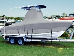 Taylor Made Products 74303og 74303og T-top Hotshot Boat Covers Without Bow Rail