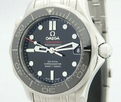 Omega Seamaster Professional 300m Co-axial Automatic 212.30.36.20.01.002 Menand039s