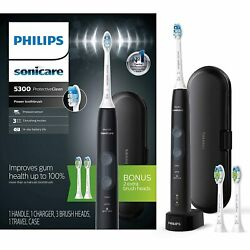 Philips Sonicare Protectiveclean 5300 Rechargeable Electric Toothbrush Hx6423/3