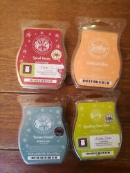 NEW SCENTSY BARS 3.2oz WAX ASSORTED SCENTS SUNKISSED CITUS PEAR BERRIES CASUAL