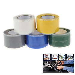 New Rubber Silicone Repair Waterproof Bonding Tape Rescue Self Fusing Wifrfr