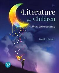 Literature For Children A Short Introduction By David Russell Used